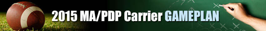 2015 MA/PDP Carrier Gamplan