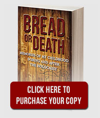 Bread Or Death Book by Milton Kleinberg