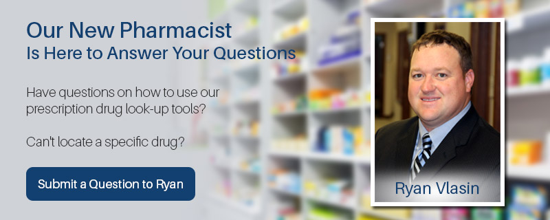 Our New Pharmacist Is Here to Answer Your Questions