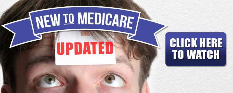 Updated! 'New to Medicare' video