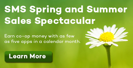 SMS Spring and Summer Sales Spectacular